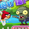 Angry Birds Shoot Zombie