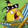 "Angry Birds Toons episode 1 sneak peek ""Chuck Time"""