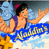 ALADDIN'S AMAZING MAP GAME