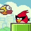 ANGRY BIRD KILL FLAPPY BIRDS