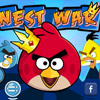ANGRY BIRDS NEST WAR GAME