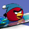 ANGRY BIRDS SKIING GAME