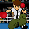 BEN 10 IN DANGER BOXING GAME