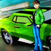 BEN 10 IN DANGER DRIFT RACING