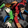 BEN 10 IN DANGER HEROES UNITED