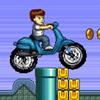 BEN 10 IN DANGER MOTO MOBIL