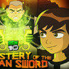 BEN 10 IN DANGER MYSTERY MAYAN SWORD