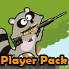 Crazy Racoon Player Pack