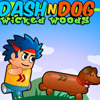 DASH AND DOG WICKED WOODS