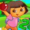 DORA EXPLORER PICK FRUIT 2