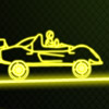 NEON CAR RACER GAME