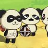 PANDA SHOCK TROOP GAME