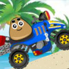 POU BEACH RIDE GAME