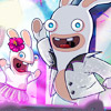 RABBIDS RHYTHM GAME