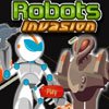 ROBOTS INVASION GAME