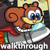 ROCKET SQUIRREL WALKTHROUGH FULL 25 LEVELS