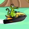 SWAMPY MOTORBOAT RACE