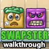 SWAPSTERS WALKTHROUGH - FULL 30 LEVELS