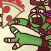 TEENAGE MUTANT NINJA TURTLES THE FINAL SLICE